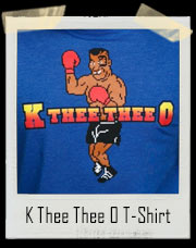 K Thee Thee O Boxing T-Shirt