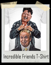 Incredible Friends T-Shirt