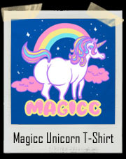 Thicc Magicc Unicorn T-Shirt