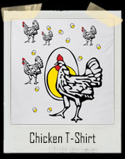 Famous Ugly Chicken T-Shirt