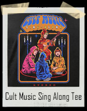 Cult Music Sing Along T-Shirt