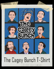 The Cagey Bunch Parody T-Shirt