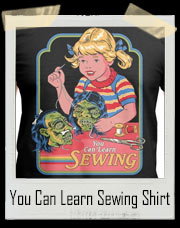 You Can Learn Sewing T-Shirt
