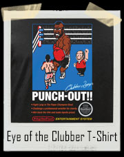 Eye of the Clubber Parody T-Shirt
