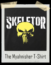 The Myahnisher Parody T-Shirt