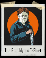 The Real Myers Parody T-Shirt