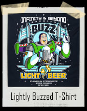 Lightly Buzzed Drunk Story T-Shirt