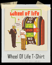 Wheel Of Life T-Shirt