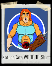 NatureCats WOOOOO T-Shirt