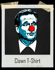 Football Clown T-Shirt
