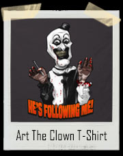 Art The Clown Parody T-Shirt