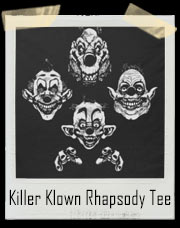 Killer Klown Rhapsody T-Shirt