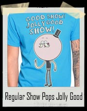 Regular Show Pops Maellard Jolly Good Shirt