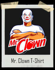Mr. Clown Parody T-Shirt