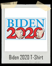 Creepy Joe Biden T-Shirt