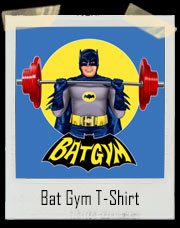 Bat Gym T-Shirt