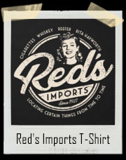 Red's Imports T-Shirt