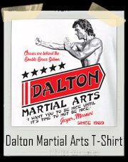 Dalton Martial Arts T-Shirt