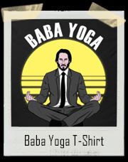 Baba Yoga T-Shirt