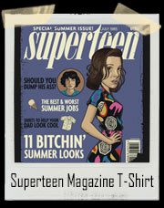 Superteen Magazine T-Shirt