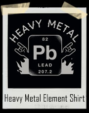 Heavy Metal Element T-Shirt