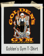 Golden's Gym T-Shirt