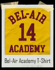 Bel-Air Academy Basketball Jersey T-Shirt