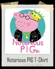 Notorious PIG Piggy Smalls T-Shirt