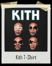 Kith - Mike Tyson Kiss Parody T-Shirt