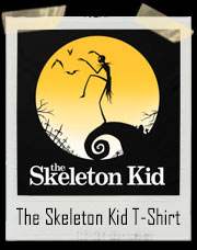 The Skeleton Kid T-Shirt
