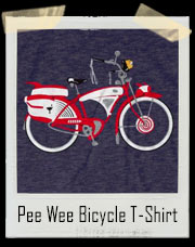 Pee Wee Bicycle T-Shirt