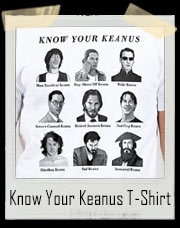 Know Your Keanus T-Shirt