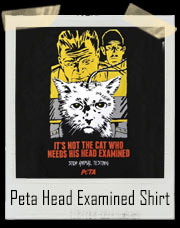 Peta Head Examined T-Shirt