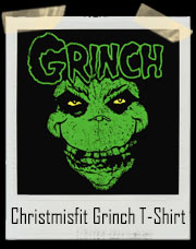 Christmisfit Grinch T-Shirt