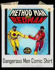 Dangerous Men Comic T-Shirt
