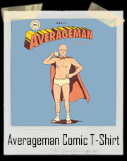 Averageman Comic Book T-Shirt