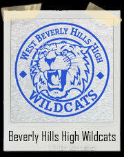 West Beverly Hills High Wildcats T-Shirt