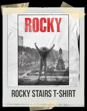 Rocky Stairs T-Shirt