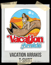 Vacation Arrakis T-Shirt