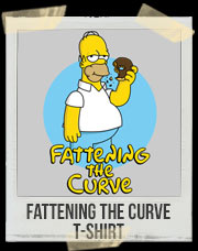 Fattening The Curve T-Shirt