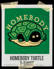 Homebody Turtle T-Shirt