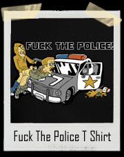 Fuck The Police T Shirt