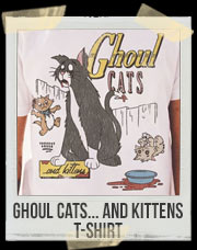Ghoul Cats... and Kittens T-Shirt