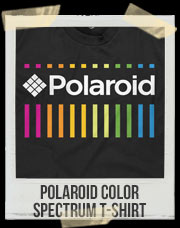 Polaroid Color Spectrum T-Shirt