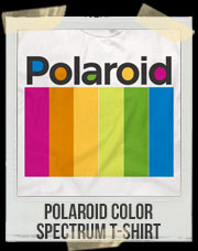 Polaroid Spectrum T-Shirt