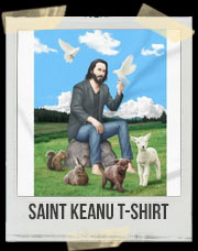 Saint Keanu T-Shirt