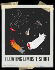 Floating Limbs T-Shirt