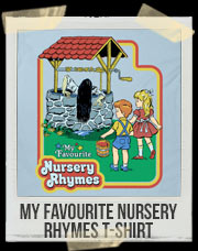 My Favourite Nursery Rhymes T-Shirt