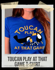 Toucan Play At That Game T-Shirt
