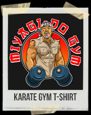 Karate Gym T-Shirt
